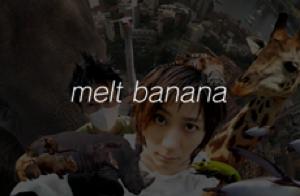melt banana